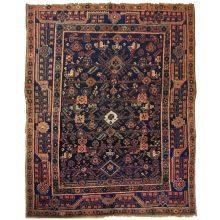 فرش دستباف آنتیک کد ANAH000389
