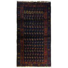 فرش دستباف آنتیک کد ANAH000593