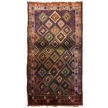 فرش دستباف آنتیک کد ANAH000918