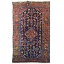 فرش دستباف آنتیک کد ANAH002410