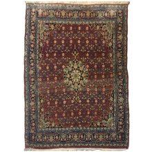 فرش دستباف آنتیک کد ANAH002437