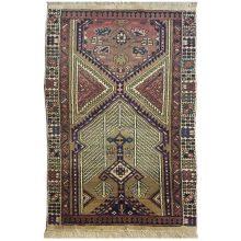 فرش دستباف آنتیک کد ANAH003355