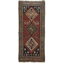 فرش دستباف آنتیک کد ANAH003606